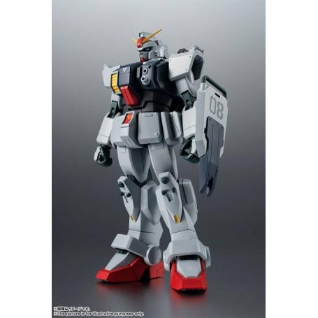 Mobile Suit Gundam figurine Robot Spirits (Side MS) RX-79(G) Ground Type ver. A.N.I.M.E. 13 cm Bandai BTN62094-1