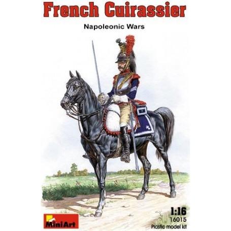 Cuirassier français des guerres Napoléoniennes