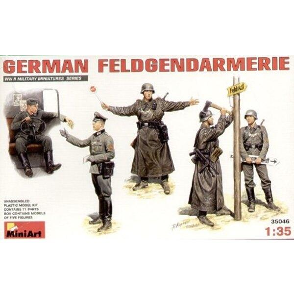Feldgendarmerie allemande