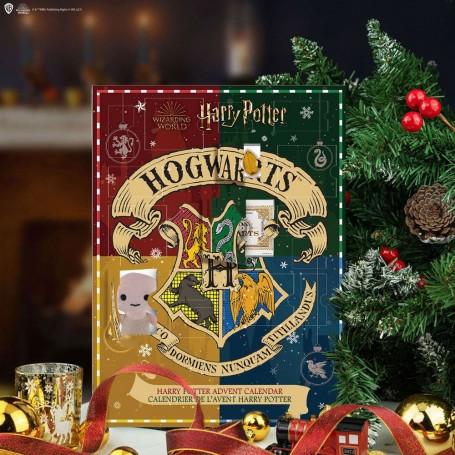 Harry Potter calendrier de l'avent Hogwarts Cinereplicas HPE60423