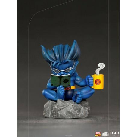 Marvel Comics figurine Mini Co. Deluxe PVC Beast (X-Men) 14 cm Iron Studios IS12829