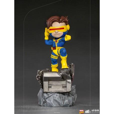 Marvel Comics figurine Mini Co. Deluxe PVC Cyclops (X-Men) 21 cm Iron Studios IS12831