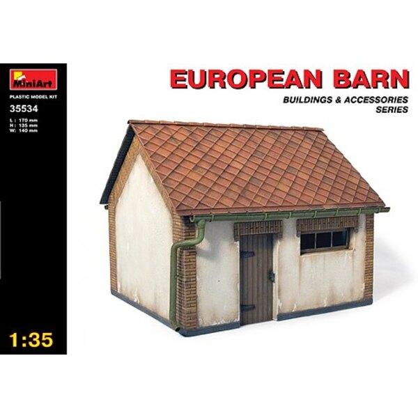 La grange européenne (le bâtiment complet)