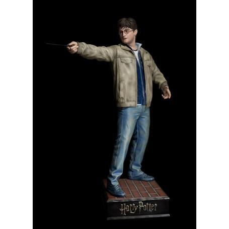 Harry Potter et les Reliques de la Mort statue 1/1 Harry Potter 182 cm Muckle Mannequins MMHP-HPDH-1