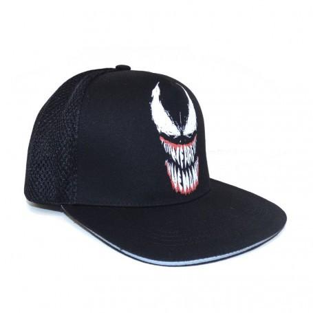 Marvel Comics Spider-Man casquette hip hop Venom Face Heroes Inc NG-MARC-007OS
