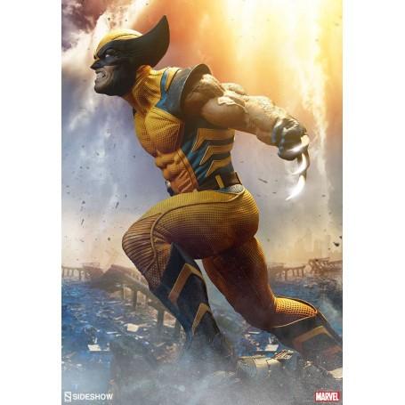 Marvel Comics statuette Premium Format Wolverine 51 cm Sideshow Collectibles SS300543