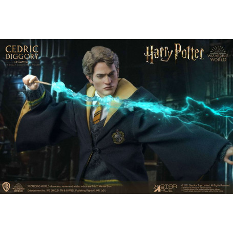 Harry Potter My Favourite Movie figurine 1/6 Cedric Diggory Deluxe Version 30 cm Star Ace Toys STACSA0069