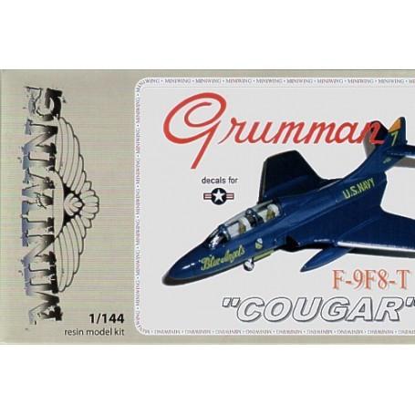 Grumman F9F-8T COUGAR (ex FE Resin)