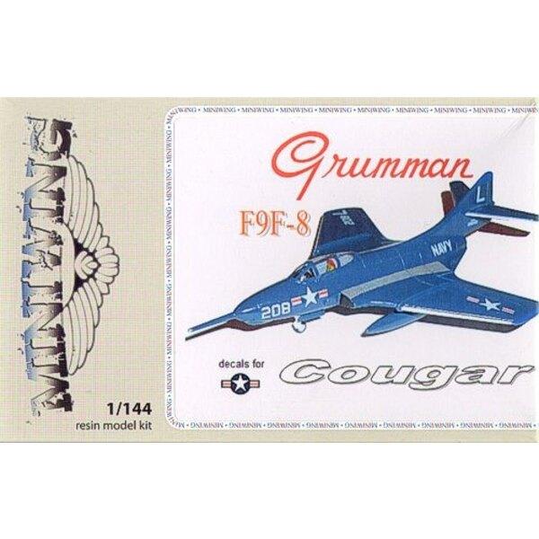 Grumman F9F-8 Cougar