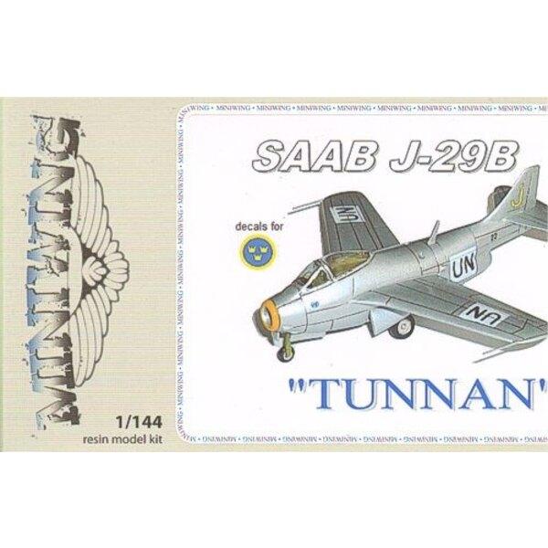 Saab J-29B Tunnan