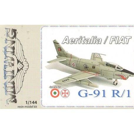 Aeritalia/Fiat G-91R1