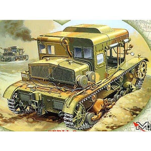 C7P Tracteur lourd d'artillerie