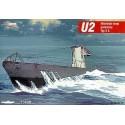 u-boot u2 typ iia (sous-marin)