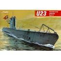 u-boot u23 typ iib (sous-marin)
