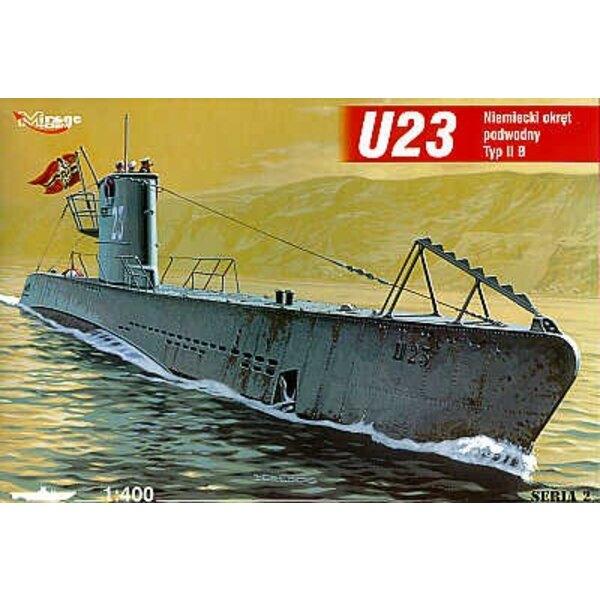 U-Boat U23 typ IIB (submarine)