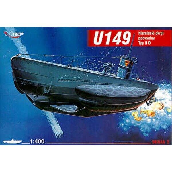 U-boot U149 typ IID (sous-marin)