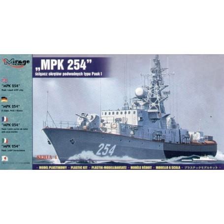MPK254 PAUK I petit bateau ASW