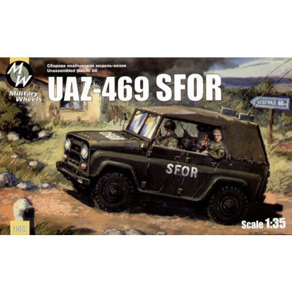 UAZ-469 B SFOR