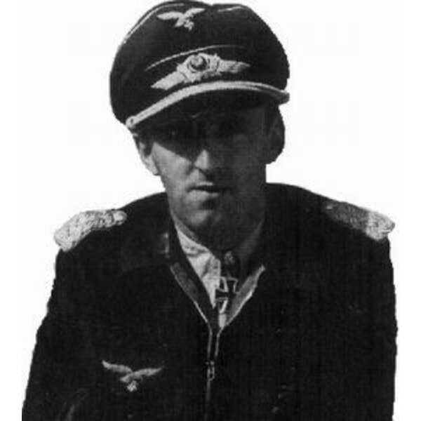 Hermann Graff : As de la Luftwaffe de la 2ème GM
