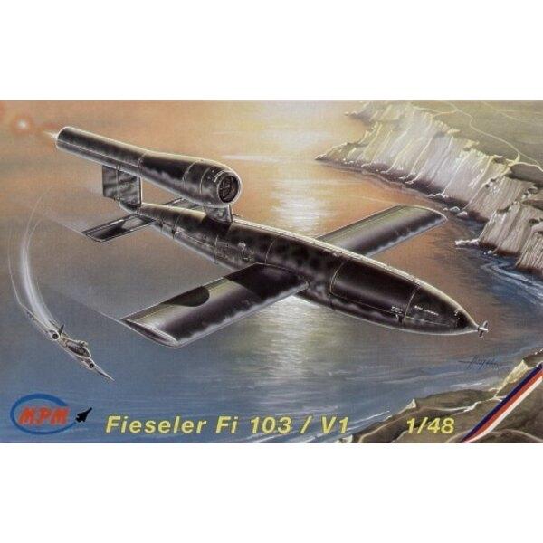 Fieseler Fi 103/FZG-76 - bombe volante V1