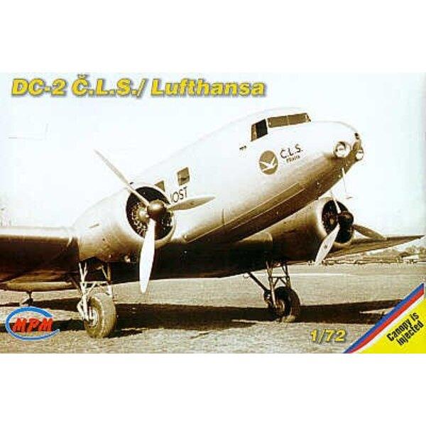 Douglas DC-2 C.L.S. (Compagnie d'aviation tchécoslovaque 1938 et Lufthansa AAIB 1939