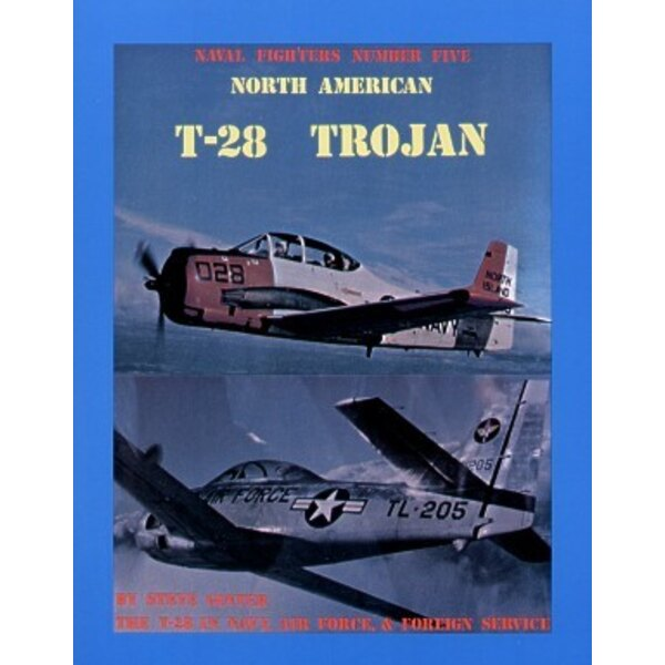 Livre Re-printed! North American T-28 Trojan