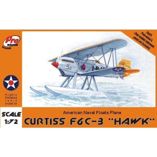 Curtiss F6C-3 Hawk (hydravion)