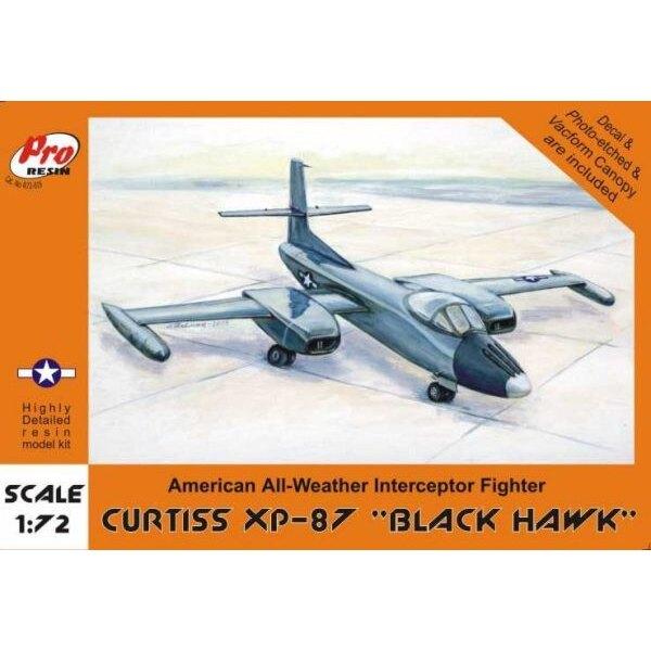 """Curtiss XP-87 """"Black Hawk"""""""