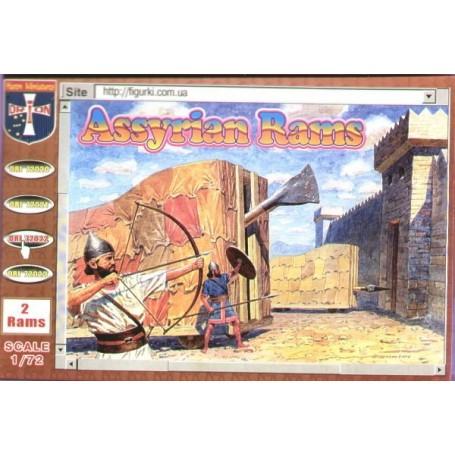 Béliers assyriens