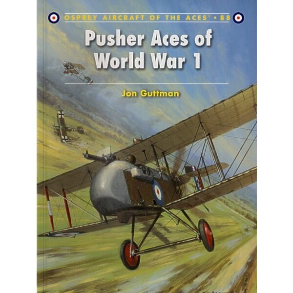 Pusher Aces of WWI (Osprey Aces Series)
