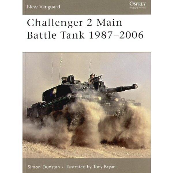Challenger 2 Main Battle Tank 1987-2005