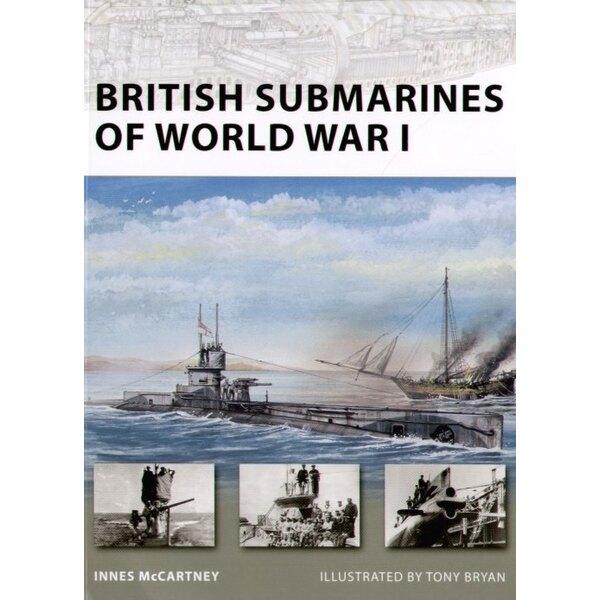 British Submarines of WWI (New Vanguard Series)