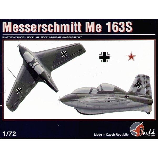 Messerschmitt Me 163S.