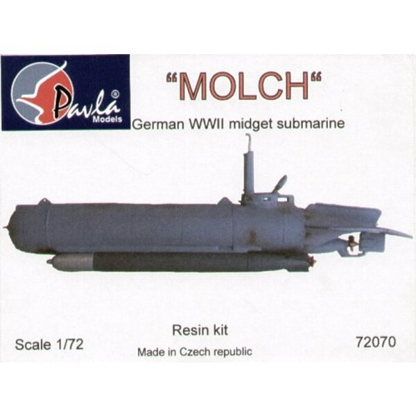 MOLCH : sous-marin miniature allemand de la 2ème GM (sous-marin)