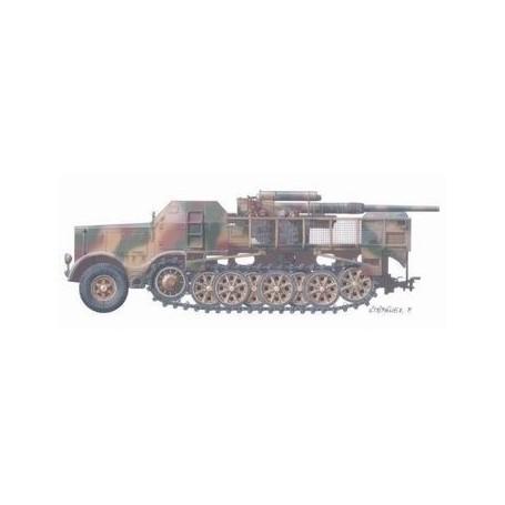Famo Flak 8.8 cm (pour maquettes Revell)
