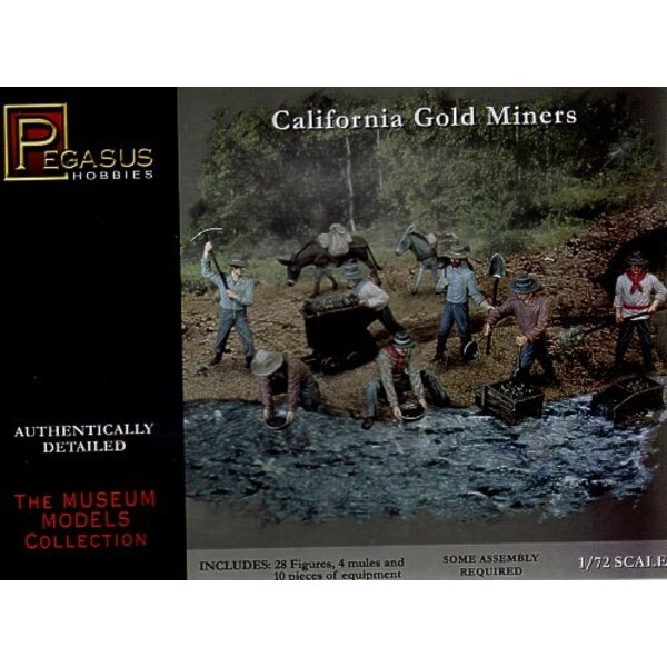 Chercheurs d'or de Californie