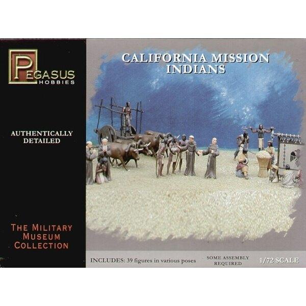 Indiens des Missions Californiennes