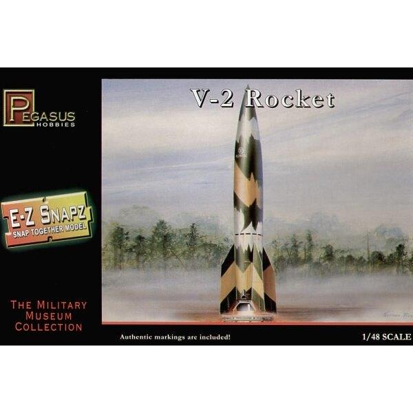 Fusée de V-2 (à clipser - snap together)