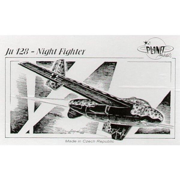 Junkers Ju 128 Chasseur de nuit