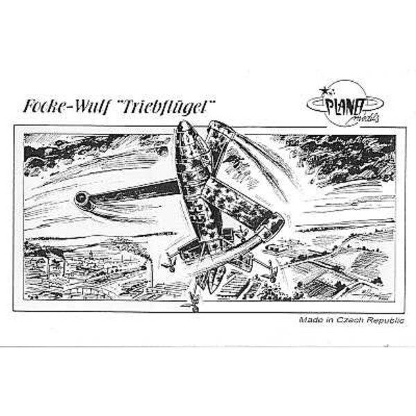 """Focke Wulf Triebflugel"""""""""""