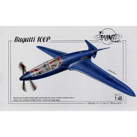 Bugatti 100 - avion de course