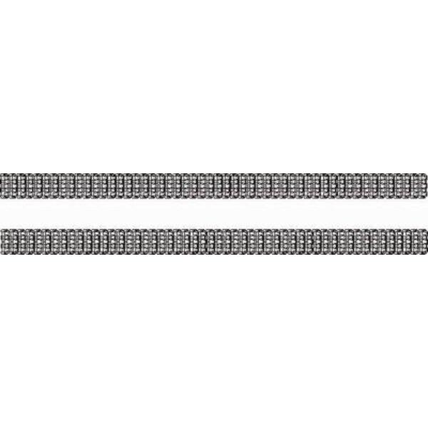 Une paire de chenilles en vinyle pour châssis de Pz.Kpfw.IV