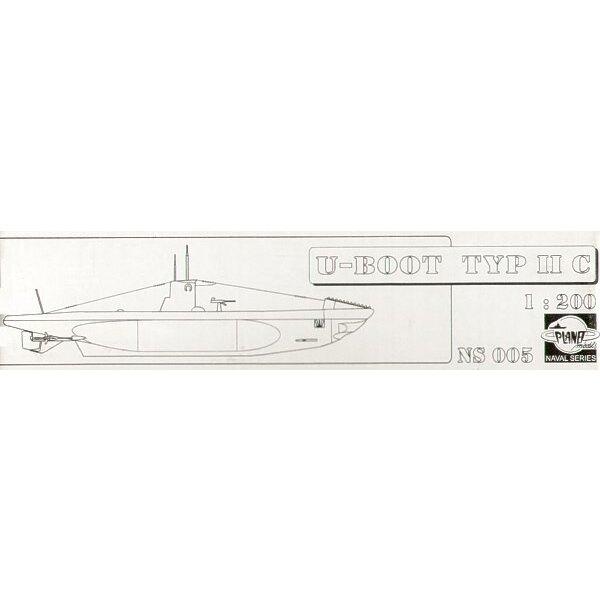 Typ IIC U-boot (sous-marin).