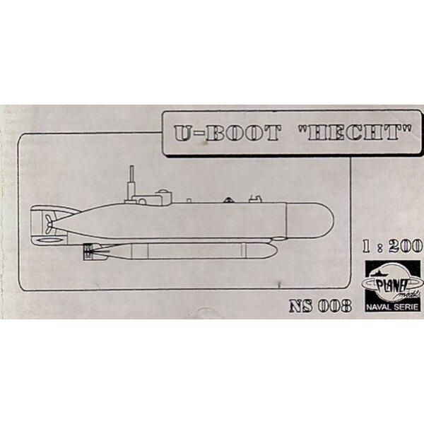 U-boot Hecht (sous-marin).