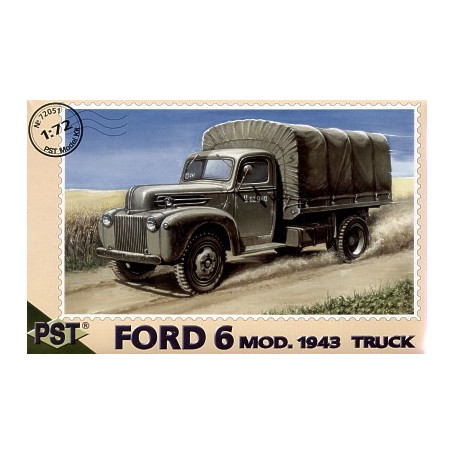 Camion Ford 6 mod.1943