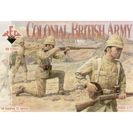 Armée britannique coloniale