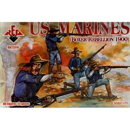 US Marines 1900 (Révolte des Boxeurs)