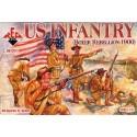 infanterie us 1900 (révolte des boxeurs)