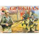 gurkhas (révolte des boxeurs)
