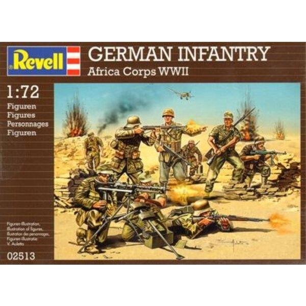 Afrika Korps allemand de la 2ème GM